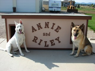 Annie and Riley - Washington